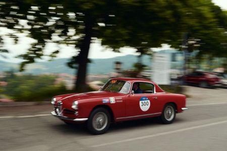 galerie photo ALFA ROMEO C Super Sprint Touring