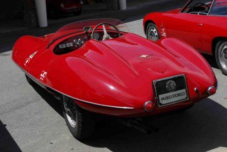 galerie photo ALFA ROMEO Tipo C52 Disco Volante