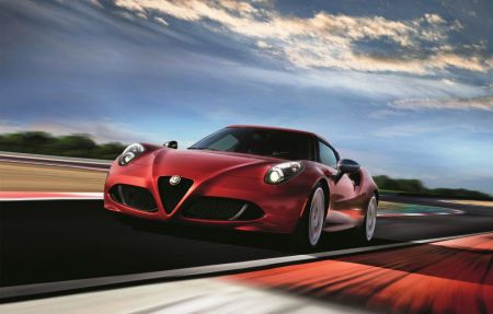 galerie photo ALFA ROMEO Limited Edition