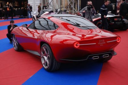 Photo ALFA ROMEO DISCO VOLANTE