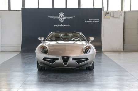 galerie photo ALFA ROMEO Spyder by Touring
