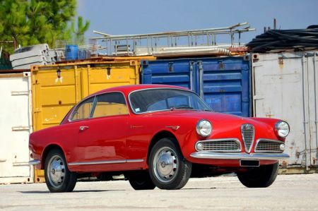 galerie photo ALFA ROMEO (750) Sprint