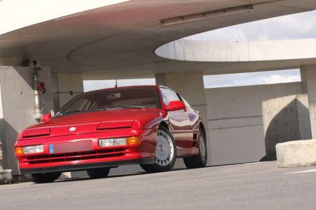 galerie photo ALPINE Turbo V6 250ch