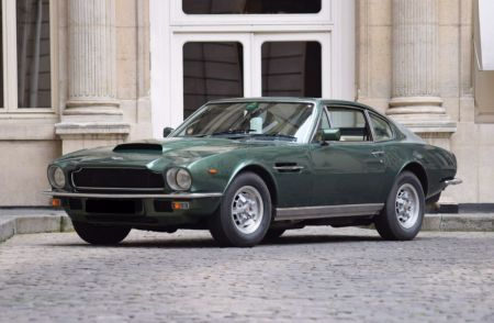 galerie photo ASTON MARTIN Coupe Serie 3