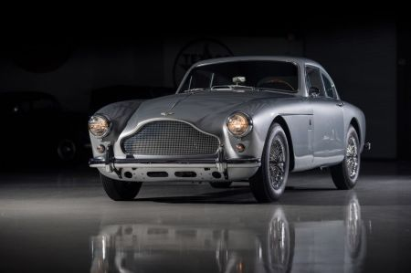 galerie photo ASTON MARTIN DB MARK III