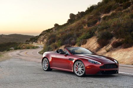 galerie photo ASTON MARTIN S Roadster