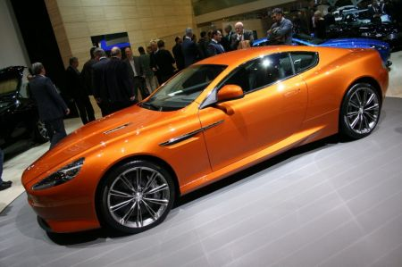 Photo ASTON MARTIN VIRAGE