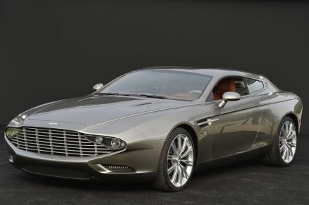 galerie photo ASTON MARTIN Shooting Brake Zagato