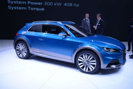 Photo AUDI ALLROAD SHOOTING BRAKE