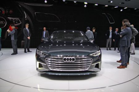 Photo AUDI PROLOGUE