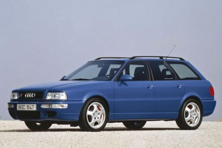 galerie photo AUDI RS2