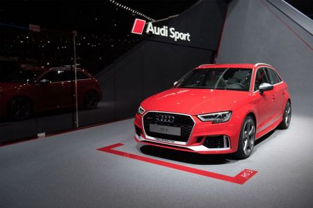 galerie photo AUDI RS3