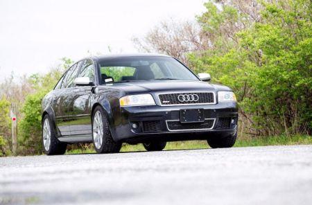 galerie photo AUDI (C5) 4.2 V8 Quattro 450ch