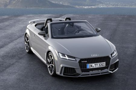 galerie photo AUDI (8S) RS 2.5 400 ch Roadster