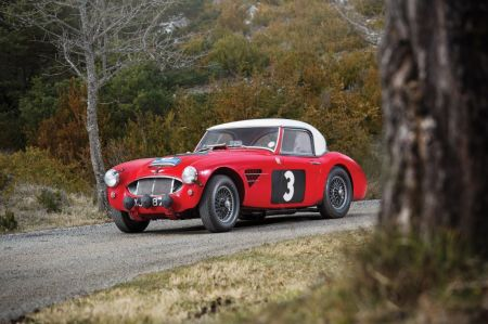 galerie photo AUSTIN HEALEY Mk1