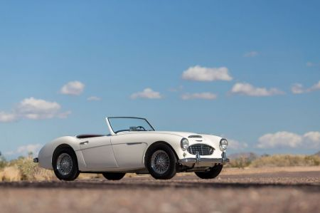 galerie photo AUSTIN HEALEY Mk1 BN7