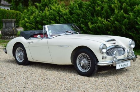 galerie photo AUSTIN HEALEY Mk2 BT7