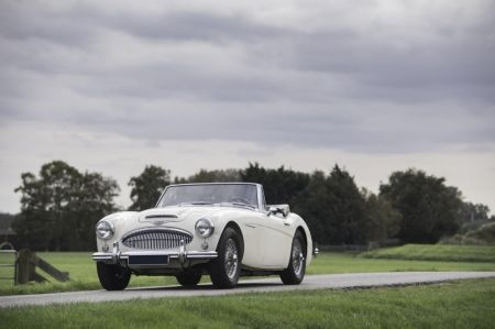 galerie photo AUSTIN HEALEY Mk3 BJ8