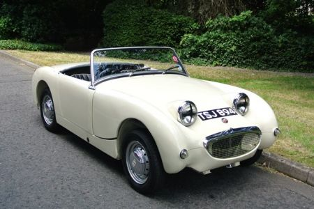 galerie photo AUSTIN HEALEY SPRITE