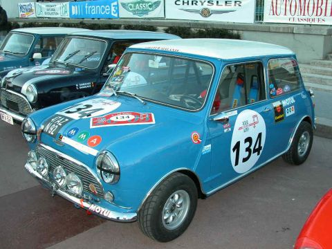galerie photo AUSTIN MINI COOPER