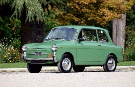 galerie photo AUTOBIANCHI Lutece Berline
