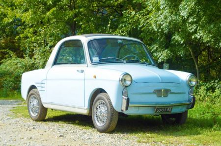 galerie photo AUTOBIANCHI Transformabile