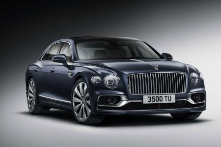 galerie photo BENTLEY CONTINENTAL FLYING SPUR