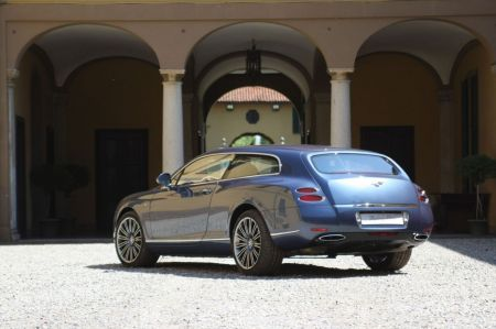 Photo BENTLEY CONTINENTAL FLYING STAR