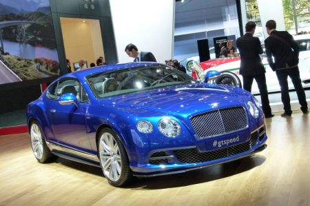 galerie photo BENTLEY (I) Speed