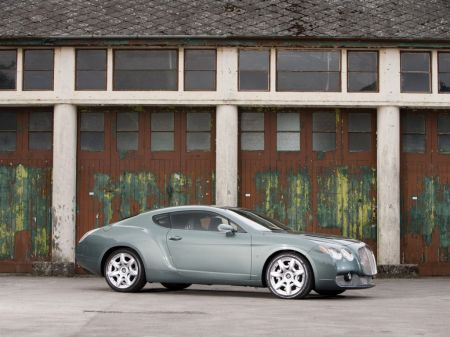 galerie photo BENTLEY (I) Zagato