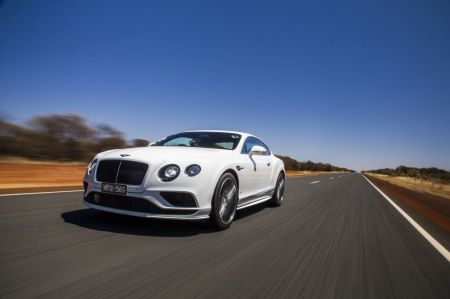 galerie photo BENTLEY (II) Speed