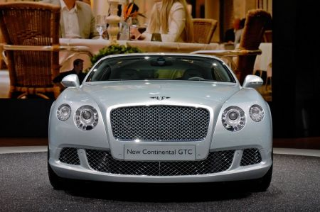 Photo BENTLEY CONTINENTAL GTC