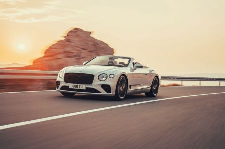 galerie photo BENTLEY CONTINENTAL GTC