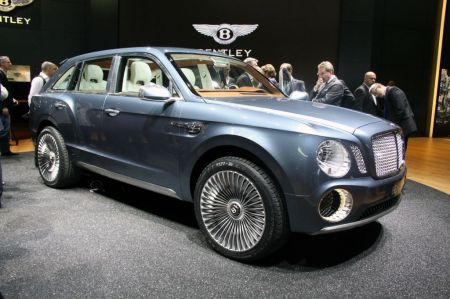 Photo BENTLEY EXP-9F