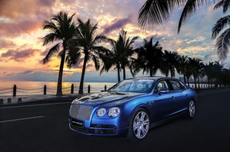 galerie photo BENTLEY (I) V8