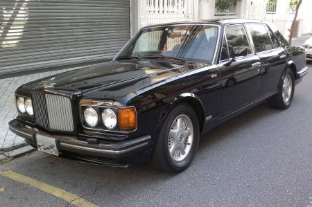galerie photo BENTLEY TURBO R