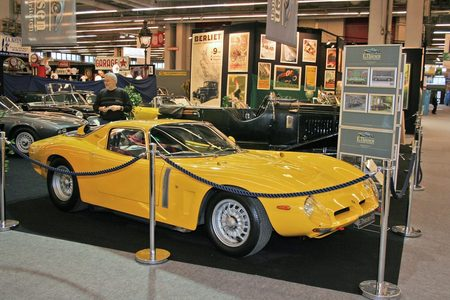 BIZZARRINI 5300 GT AMERICA
