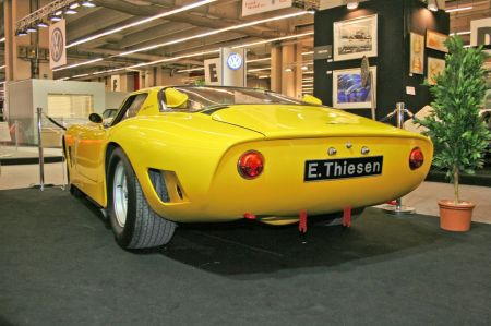 galerie photo BIZZARRINI 5300 GT AMERICA