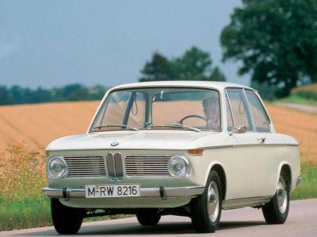 galerie photo BMW 1600-2