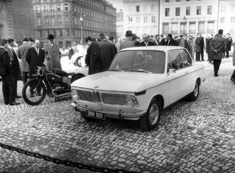galerie photo BMW 1600