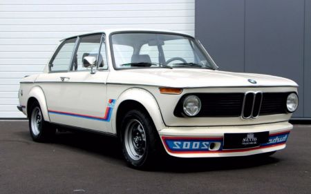 galerie photo BMW turbo (E20)