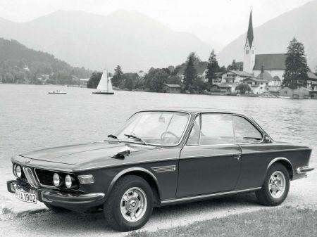 galerie photo BMW 2800