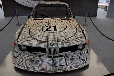 galerie photo BMW 30 CSL