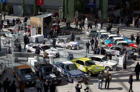 galerie photo BMW CSL Hommage R