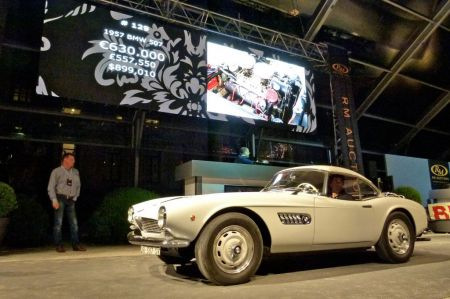 galerie photo BMW V8 3.2