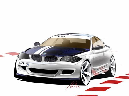 galerie photo BMW CONCEPT 1 SERIES TII