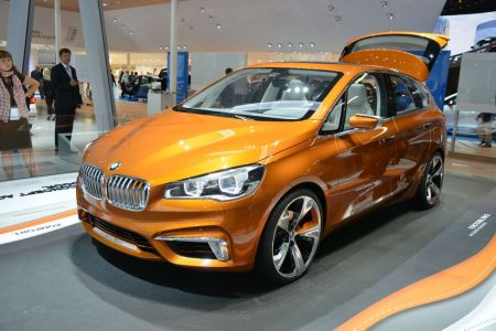 galerie photo BMW CONCEPT ACTIVE TOURER