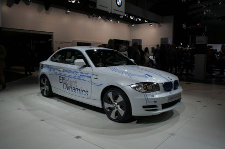 Photo BMW CONCEPT ACTIVEE