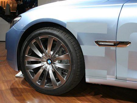 BMW CONCEPT SERIE 7 ACTIVEHYBRID