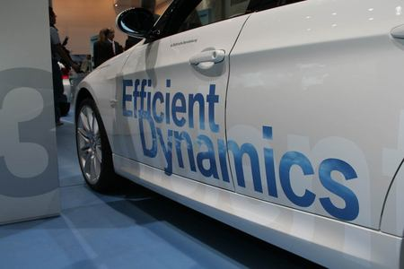 galerie photo BMW EFFICIENT DYNAMICS